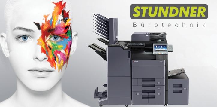Kyocera neuen Farb- Multifunktionssysteme TASKalfa 3252ci