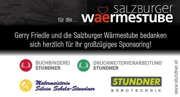 Salzburger helfen Salzburgern