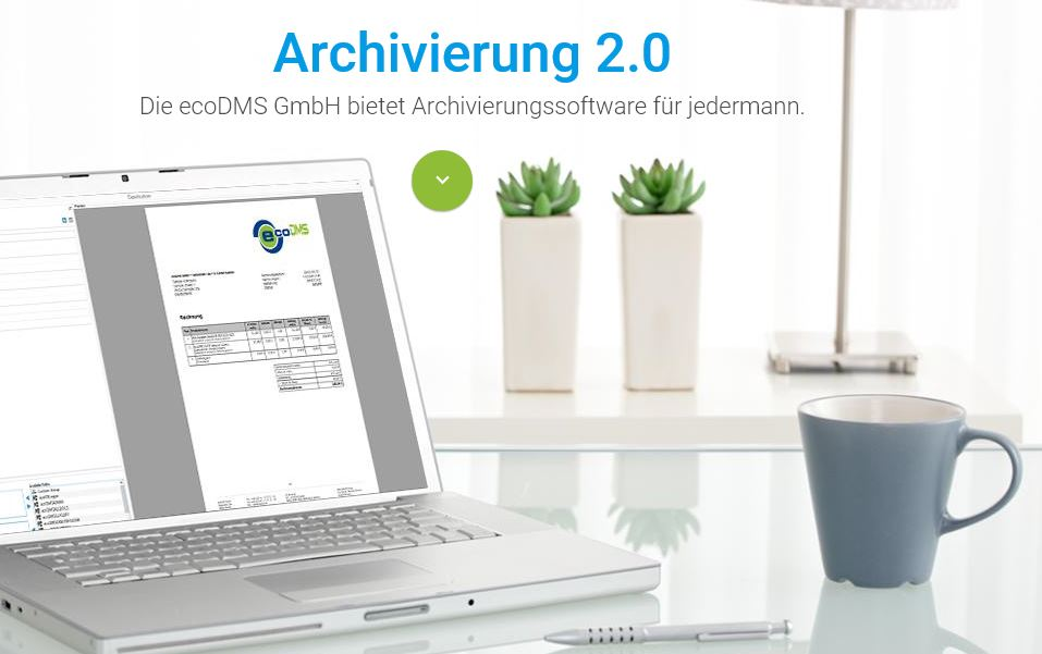 ecoDMS Archivierung 2.0